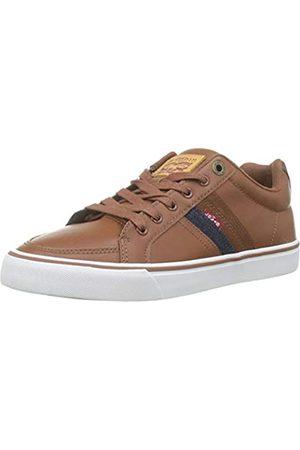 Levi's Levis Footwear and Accessories Herren Turner Sneaker, (Brown 28)