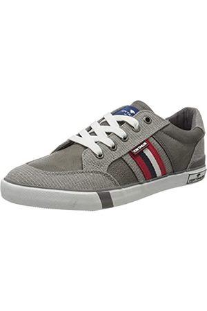 TOM TAILOR Jungen 8070802 Sneaker, (Grey 00011)