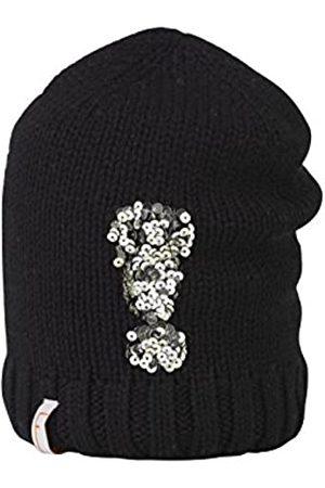 Freaky Heads Damen Beanie - Grobstick Ausrufungszeichen Strickmütze