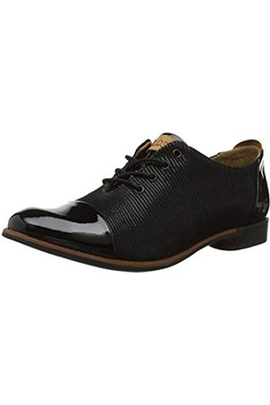 TBS Damen Missies Oxfords, (Noir 004)