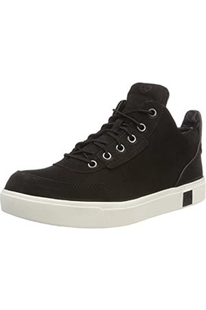 Timberland Herren Amherst Chukka Boots, (Black Nubuck 1)