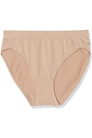Unno Damen Sin Costuras Pack X2 Dim Basic Taillenslip, New Skin 3UY