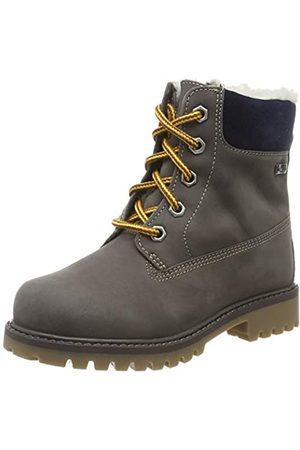 Lurchi Jungen ILIO-Sympatex Combat Boots, (Stone 25)