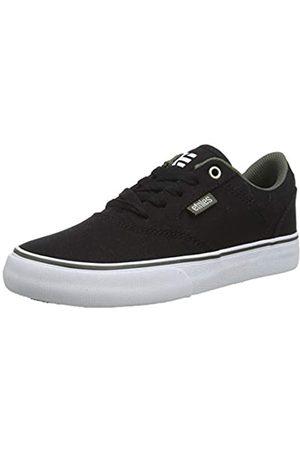 Etnies Unisex-Kinder Kids Blitz Skateboardschuhe, (592-Black/Olive 592)