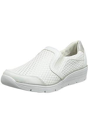 Supremo Damen 6921109 Slipper, (White 00002)