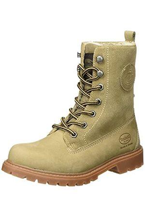 Dockers Damen 19PA338-300 Combat Boots, (Khaki 850)