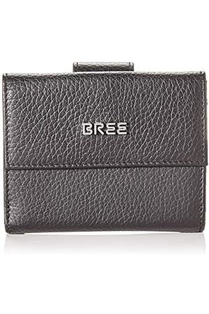 Bree Collection Damen NOLA New 104, Combi. Purse Gra. Geldbörse