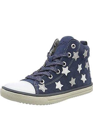 Lurchi Mädchen Starlet Hohe Sneaker, (Jeans 22)