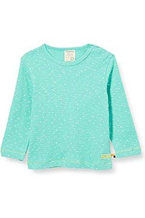 loud + proud Mädchen Shirt Waffle Knit Organic Cotton Langarmshirt