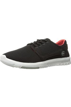 Etnies Damen Scout W's Sneaker, (Black/Grey/Red)