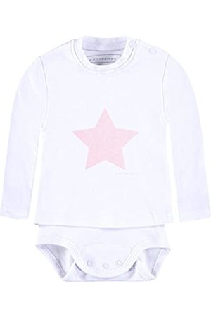 """bellybutton Shirt-Body langärmlig mit Sternenprint Jungen Mädchen Hellrosa,50"""""""