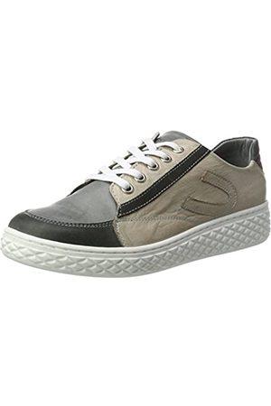 Andrea Conti Damen 0344500 Sneaker, (Silbergrau/Kombiniert)