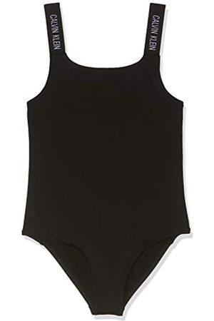 Calvin Klein Mädchen Swimsuit Badeanzug