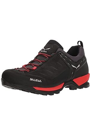 Salewa Herren Ms Mtn Trainer Trekking- & Wanderhalbschuhe, (Black Out / Bergot 0979)