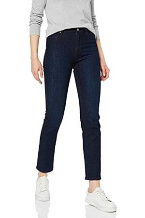 MERAKI Slim Fit Jeans mit Bootcut-Schlag Damen