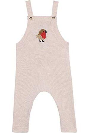 Petit Bateau Baby-Mädchen Salopette Longue_4966802 Latzhose