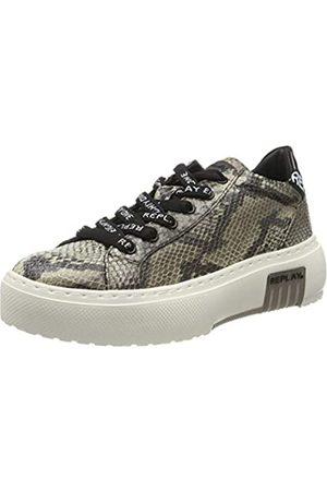 Damen FINAL Sneaker, (Brown 12)