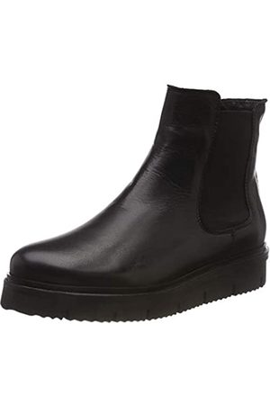 Bianco Damen Cleated Chelsea Boots, (Black 106)