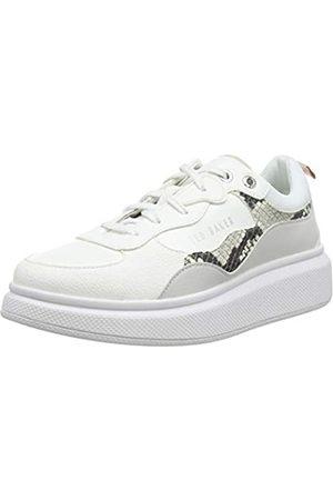 Ted Baker Damen Arellis Sneaker, (White White)