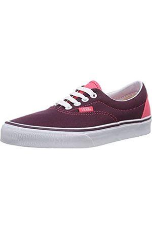 Vans U Era Unisex-Erwachsene Sneaker, (Heel Pop)Fig/P ET2)