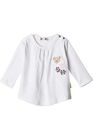 Steiff Baby-Mädchen T-Shirt longsleeve Langarmshirt