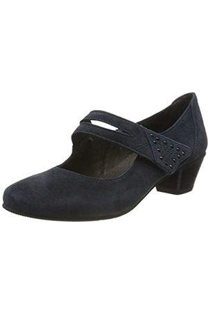 Jana 100% comfort Damen 8-8-24303-24 Slipper, (Navy 805)