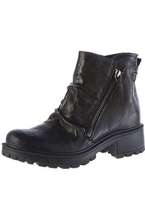 IGI&CO Damen Donna-41708 Kurzschaft Stiefel, (Nero 4170800)