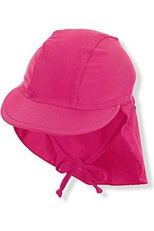 Sterntaler Baby-Girls Schirmmütze mit Nackenschutz Hat