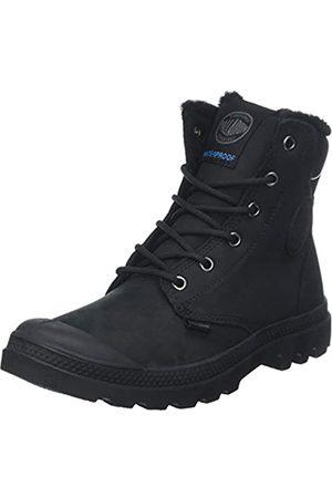 Palladium Pampa Sport Shearling Waterproof, Unisex-Erwachsene, Klassische Stiefel, (Black 466)