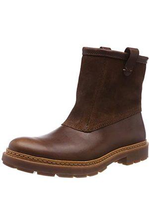 Clarks Herren Trace Top Schlupfstiefel, (Mahogany Leather)