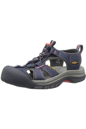 Keen Damen Venice H2-W, Midnight Navy/Hot Coral
