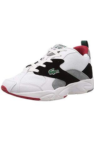 Lacoste Herren Storm 96 120 2 SMA Sneaker, (Wht/Blk 147)