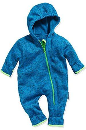 Playshoes Baby-Unisex Strickfleece-Overall Schneeanzug
