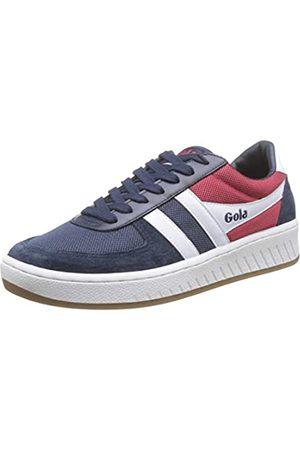 Gola Herren Grandslam RWB Sneaker, (Navy/White/Red Ew)