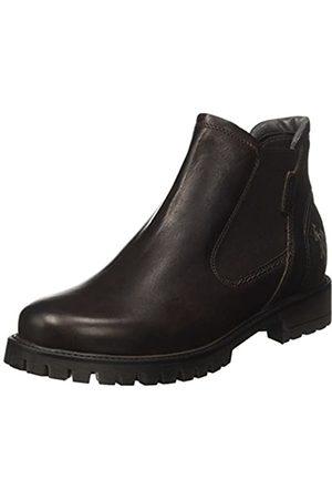 U.S. Polo Assn. Damen Solange Chelsea Boots, (Dark Brown DKBR)