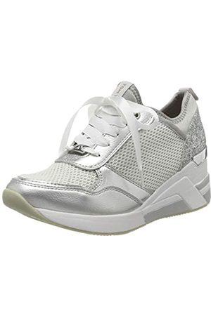 TOM TAILOR Damen 8091502 Sneaker, (Grey 00011)