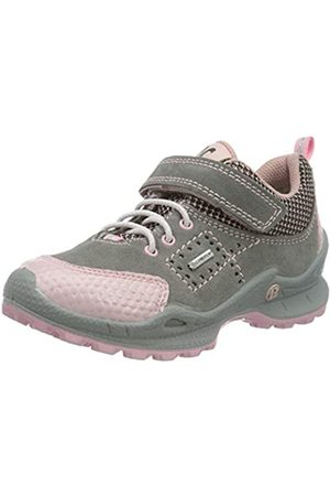 Primigi Mädchen Scarpa Bambina Goretex Sneaker, (Grigio/ /Ros 5379933)