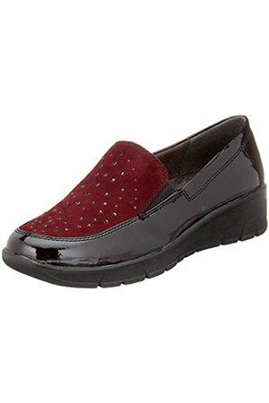 Jana 100% comfort Damen 8-8-24703-23 Slipper, (Bordeaux 549)