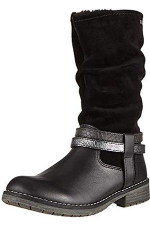 Lurchi Mädchen LIA-TEX Hohe Stiefel, (Black Nappa 29)