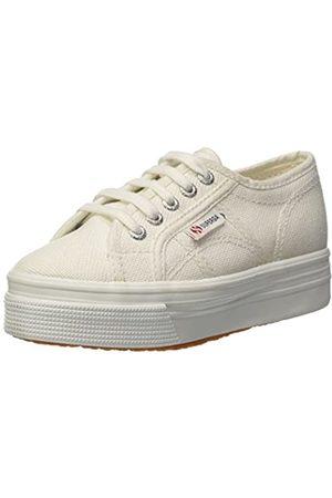 Superga Mädchen 2790-COTJ Sneaker, (White 901)