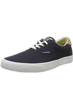 Jack & Jones NOS Herren Jfwmork Canvas Navy Blazer Noos Sneaker, (Navy Blazer)