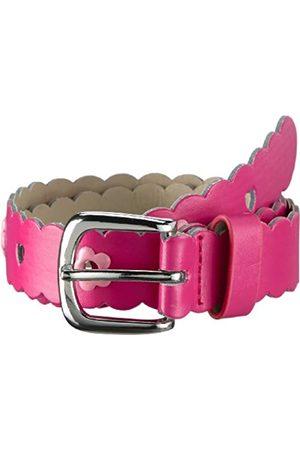 Playshoes Mädchen Stylischer Gürtel mit Blumen in pink