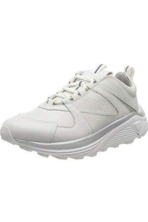 HUGO BOSS Damen Horizon_Runn_Refl 10224052 01 Sneaker, (White 100)