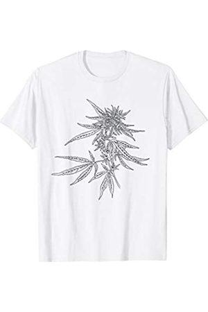UGR Cannabis Marijuana Weed Graphic Gift T-Shirt