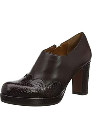 Chie Mihara Damen Julita Plateaupumps, (Nilo Grape Goya Grape Grape)