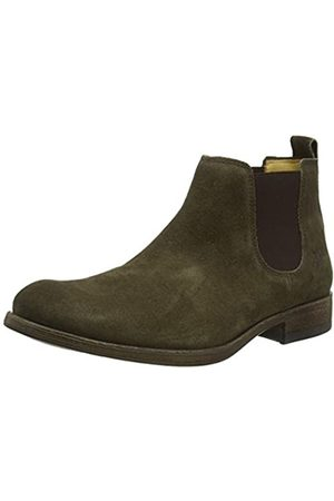 Fly London Herren Mezo559fly Chelsea Boots, (Sludge 003)