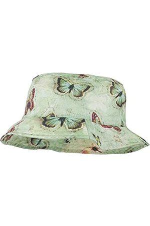 maximo Mädchen Hut Mütze, (Hellgrün-Schmetterling 32)
