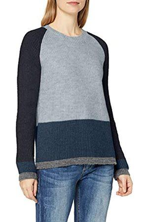 Herrlicher Damen Anna-Lyn Colorblock Wool Pullover