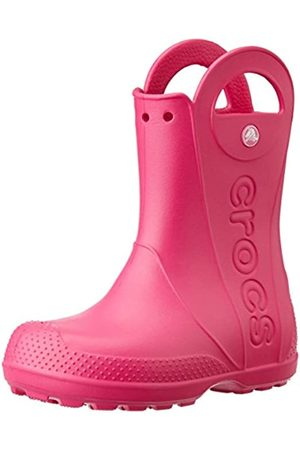 Crocs Handle It Rain Boot, Unisex - Kinder Gummistiefel (Candy)