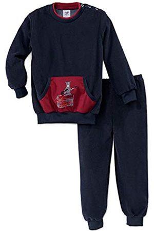Calida Baby-Jungen Toddlers Rockstar Zweiteiliger Schlafanzug